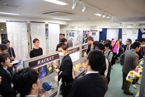 春の卓球メーカー展示会1