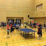 近藤先生の卓球講習会 実技3
