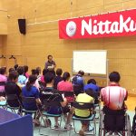 近藤先生の卓球講習会 講義1