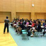 近藤先生の卓球講習会 講義2