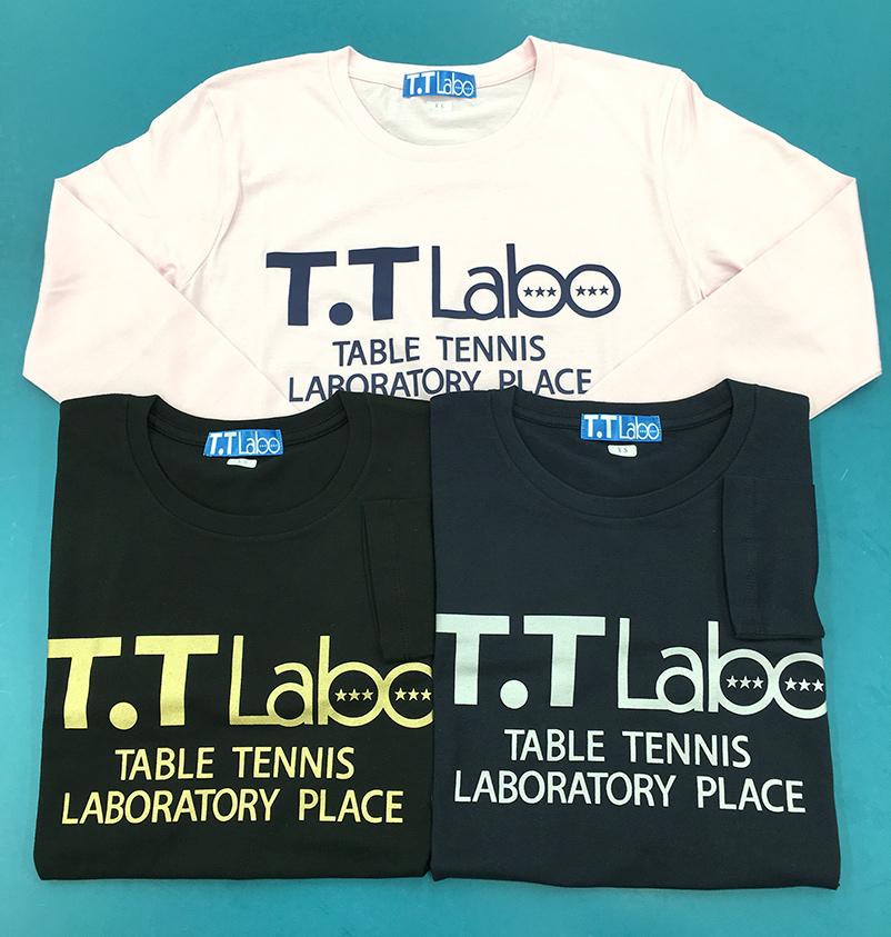 T.T LaboオリジナルロングTシャツ