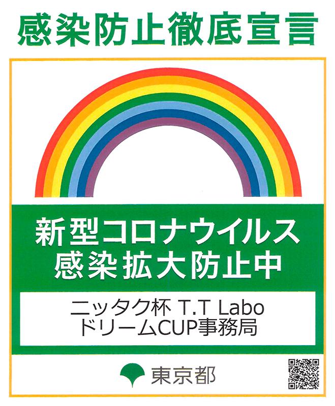 東京都感染防止徹底宣言